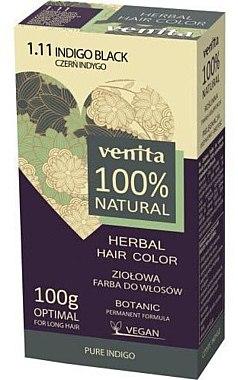 Henna pentru păr - Venita Natural Herbal Hair Color