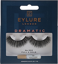 Parfumuri și produse cosmetice Gene false №202 - Eylure Dramatic