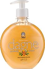 """Parfumuri și produse cosmetice Săpun lichid """"Cătină"""" - Seal Cosmetics Dagne Liquid Soap"""