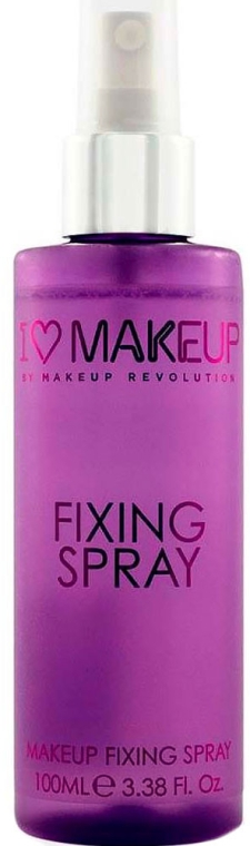 Spray pentru fixarea machiajul - I Heart Revolution Fixing Spray