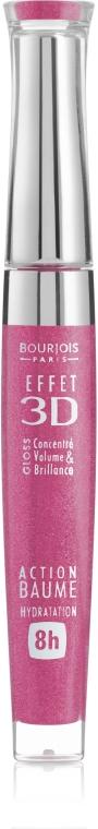 Luciu de buze cu efect de balsam - Bourjois Effet 3D Balm Action 8h