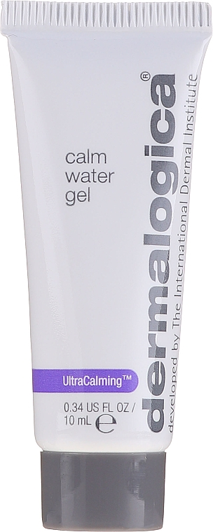 Set pentru îngrijirea tenului sensibil - Dermalogica UltraCalming Skin Kit (gel/7ml + essence/7ml + gel/10ml + ser/5ml) — Imagine N3