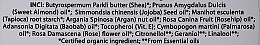 Organiczne masło do ciała Róża bułgarska - Wooden Spoon Bulgarian Rose Body Butter — фото N2