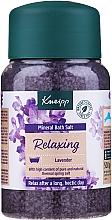 """Parfumuri și produse cosmetice Sare de baie """"Lavandă"""" - Kneipp Lavender Bath Salt"""