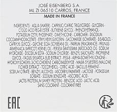 Lapte demachiant - Jose Eisenberg Hydrating Velvet Make-Up Remover — Imagine N3
