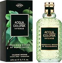 Parfumuri și produse cosmetice Maurer & Wirtz Acqua Colonia Intense Wakening Woods Of Scandinavia - Apă de colonie