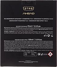 STR8 Ahead - Set (b/spray/75ml + deo/150ml) — Imagine N4