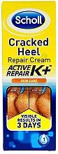 Parfumuri și produse cosmetice Cremă regenerantă pentru pielea crăpată de tocuri - Scholl Cracked Heel Repair Cream