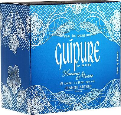 Jeanne Arthes Guipure & Silk Havana Moon - Apă de parfum
