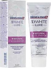 Parfumuri și produse cosmetice Amplificator de albire - Blend-a-med 3D White Luxe Whitening Accelerator