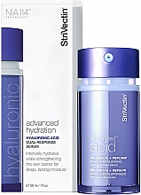 Parfumuri și produse cosmetice Ser facial cu acid hialuronic - StriVectin Advanced Acid Hyaluronic Dual-Response Serum