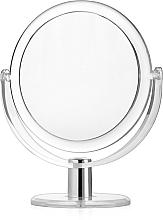Parfumuri și produse cosmetice Oglindă cosmetică față-verso, d 16 cm - Titania
