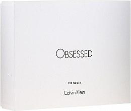 Parfumuri și produse cosmetice Calvin Klein Obsessed For Women - Set (edp/100ml + b/lot/100ml + sh/gel/100ml)