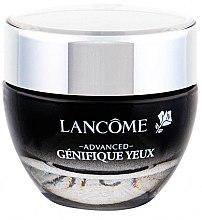 Parfumuri și produse cosmetice Cremă pentru zona ochilor - Lancome Genifique Yeux (tester)
