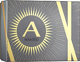 Parfumuri și produse cosmetice Azzaro Wanted - Set (edt/100ml + deo/75ml)