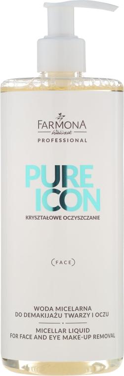 Apă micelară - Farmona Pure Icon Micellar Liquid — Imagine N1