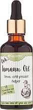 Parfumuri și produse cosmetice Ulei de păr cu extract de Tamanu - Nacomi