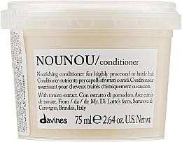 Parfumuri și produse cosmetice Balsam de păr - Davines Nourishing Nounou Conditioner