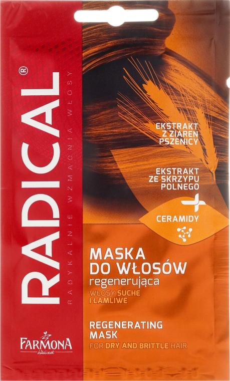 Mască pentru părul fragil și subțire - Farmona Regenerating Hair Mask