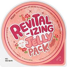 Parfumuri și produse cosmetice Mască de țesut pentru față - Yadah Revitalizing Jelly Pack