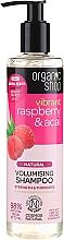 Parfumuri și produse cosmetice Șampon - Organic Shop Raspberry & Acai Volumising Shampoo