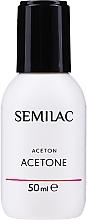 Parfumuri și produse cosmetice Soluție pentru înlăturarea gel-lacului - Semilac Acetone
