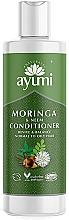 """Parfumuri și produse cosmetice Balsam """"Moringa și Nim"""" - Ayumi Moringa & Neem Conditioner"""