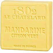 Parfumuri și produse cosmetice Săpun - Le Chatelard 1802 Soap Tangerine Lime