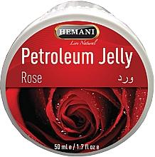 Parfumuri și produse cosmetice Vaselină cu extract de trandafir - Hemani Petroleum Jelly With Rose