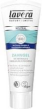Parfumuri și produse cosmetice Pastă-gel de dinți - Lavera Neutral Tooth Gel