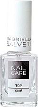 Parfumuri și produse cosmetice Fixator lac de unghii - Gabriella Salvete Top Coat