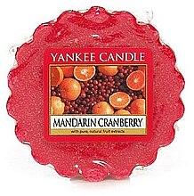 Parfumuri și produse cosmetice Ceară aromată - Yankee Candle Mandarin Cranberry Tarts Wax Melts