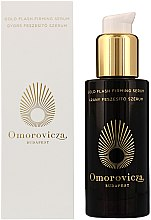 Parfumuri și produse cosmetice Ser facial - Omorovicza Gold Flash Firming Serum