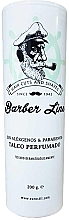 Parfumuri și produse cosmetice Ароматизированный тальк для лица - Eurostil Barber Line