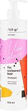 Parfumuri și produse cosmetice Șampon pentru păr vopsit - Kili·g Woman Shampoo For Coloured Hair