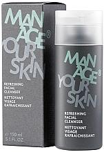 Parfumuri și produse cosmetice Gel răcoritor de curățare pentru față - Dr. Spiller Manage Your Skin Refreshing Facial Cleanser