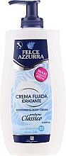 """Parfumuri și produse cosmetice Cremă hidratantă pentru corp """"Classic"""" - Felce Azzurra Classic Moisturizing Cream"""
