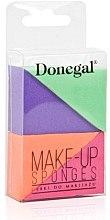 Parfumuri și produse cosmetice Burete pentru machiaj, 4 buc. 4305 - Donegal Sponge Make-Up