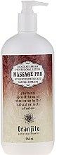 """Parfumuri și produse cosmetice Lapte de corp """"Ciocolată"""" - Oranjito Massage Pro Chocolate Massage Body Milk"""