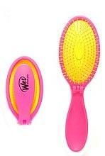 Parfumuri și produse cosmetice Pieptene compact - Wet Brush Neon Pop Fold Slammin Sagria