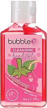 """Parfumuri și produse cosmetice Gel antibacterian de curățare pentru mâini """"Zmeură"""" - Bubble T Cleansing Hand Gel Rapsberry"""