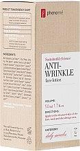 Parfumuri și produse cosmetice Loțiune pentru față - Phenome Sustainable Science Anti-Wrinkle Face Lotion