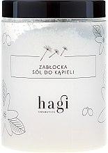 Parfumuri și produse cosmetice Sare de baie - Hagi Bath Salt