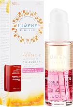 Parfumuri și produse cosmetice Ser facial - Lumene Nordic-C Valo Arctic Berry Oil-Cocktail