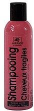 Parfumuri și produse cosmetice Șampon pentru păr gras - Naturado Shampoo Cosmos Organic