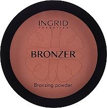 Parfumuri și produse cosmetice Пудра-бронзатор - Ingrid Cosmetics HD Beauty Innovation Bronzing Powder