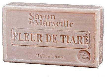 """Натуральное мыло """"Цветы Тиара"""" - Le Chatelard 1802 Flowers Tiara Soap"""