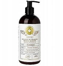 """Parfumuri și produse cosmetice Gel de duș """"Nucă"""" - Green Feel's Shower Gel With Walnut Oil"""