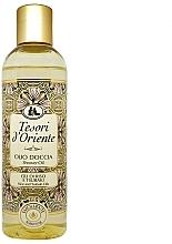 Parfumuri și produse cosmetice Ulei de duș - Tesori d'Oriente Rise And Tsubaki Oils