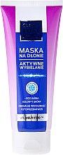 Parfumuri și produse cosmetice Mască iluminatoare pentru mâini - Cztery Pory Roku